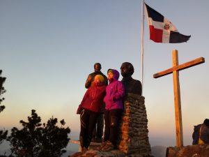 Pico Duarte Summit